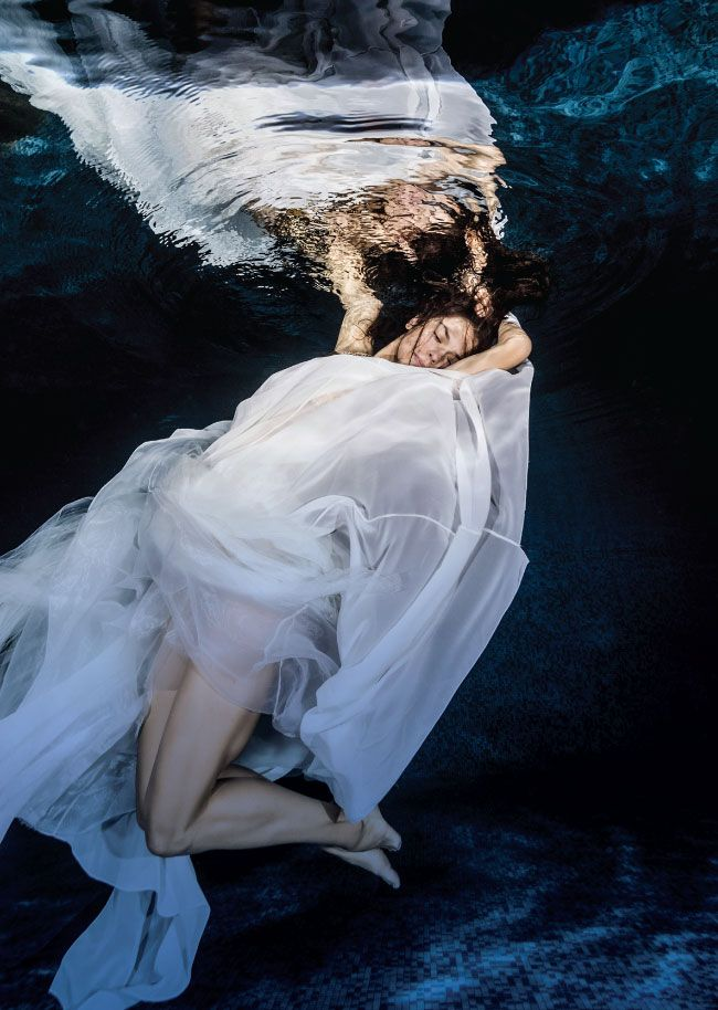Underwater Photoshooting